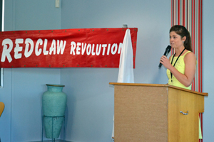 Redclaw Revolution Conference