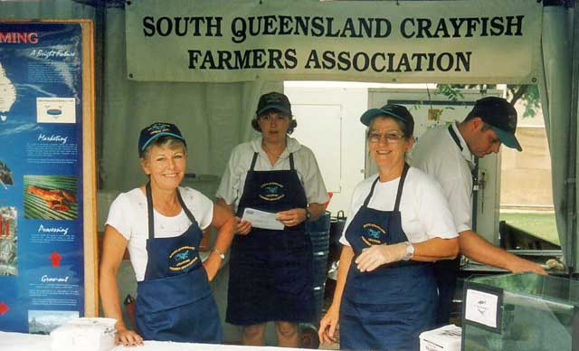 SQCFA - South Queensland Crayfish Farmers Association