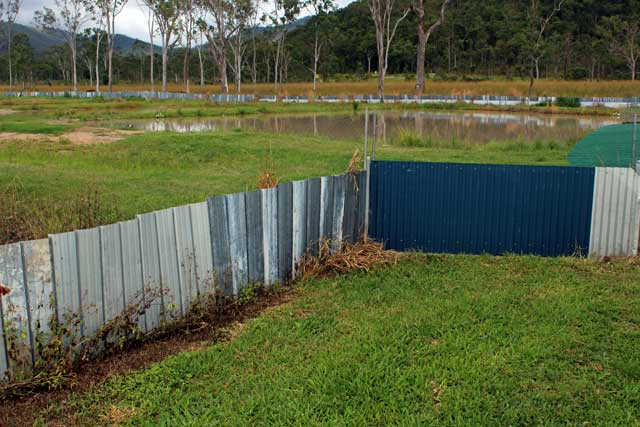 Fenced Area