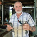 Klaus C., a pioneer of FNQ redclaw farming